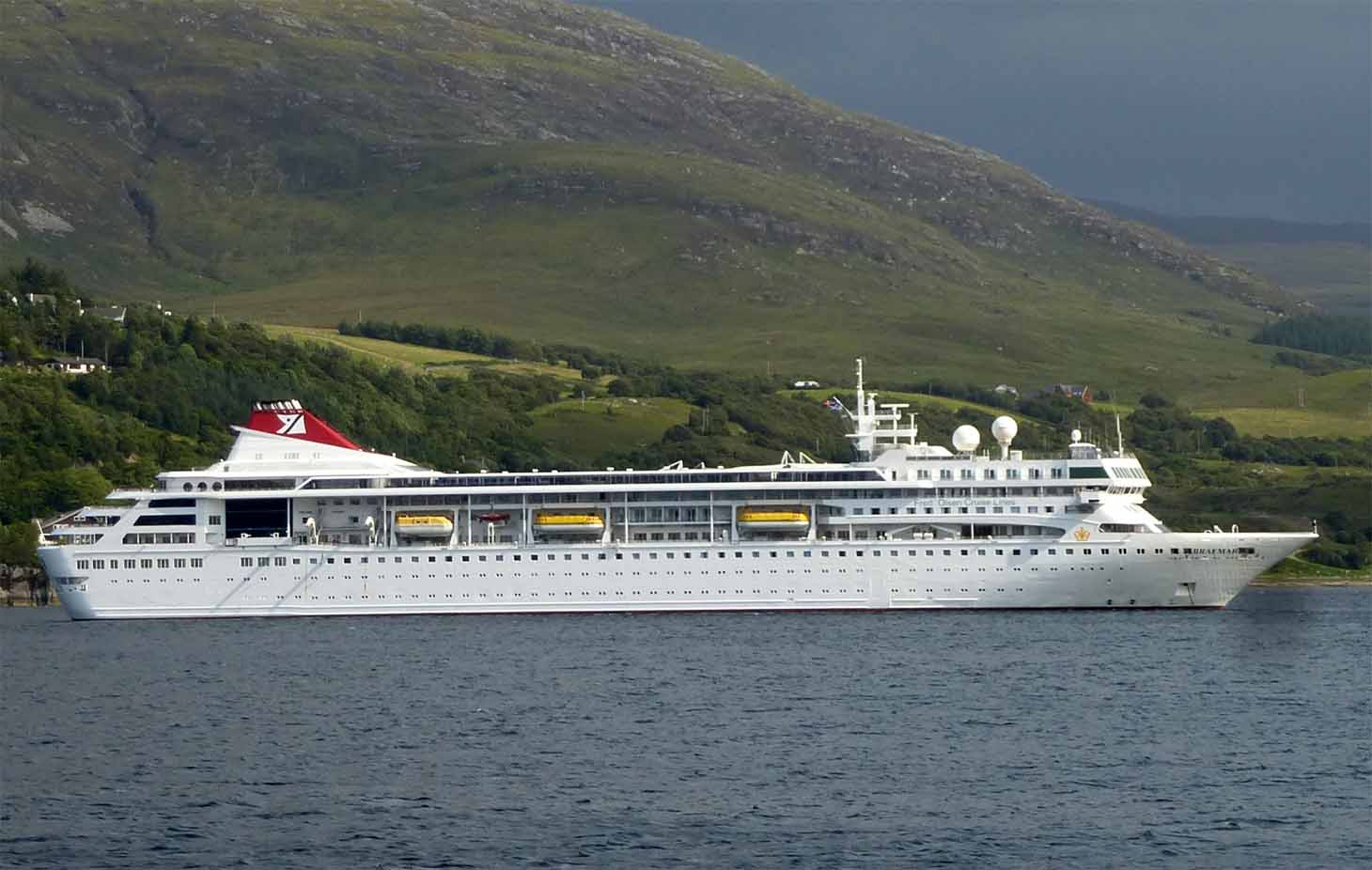 Round Britain Cruise Index Page - Cruise to ireland from us