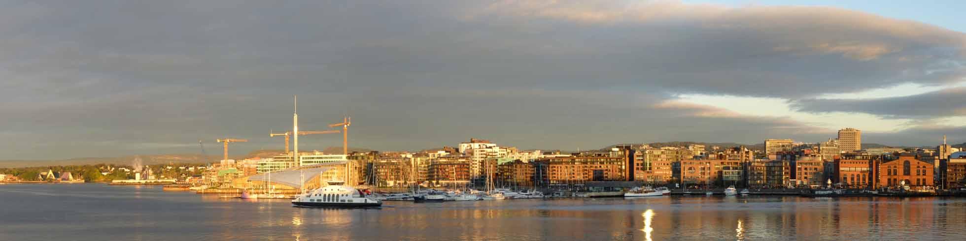 Forex oslo city